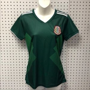 Woman Mexico jersey size medium FITTED